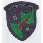 WWII Mars Task Force Bullion Patch