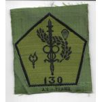 ARVN / South Vietnamese Army 130th Quartermaster Directorate Patch