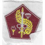 ARVN / South Vietnamese Army Quartermaster School Directorate Patch