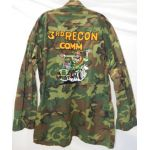 "Vietnam Era Ed "" Big Daddy"" Roth Style USMC ERDL Camo Party Shirt"