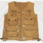 Vietnam Special Forces SOG 1-0 Canvas Vest