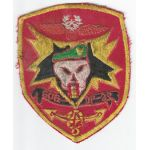 Vietnam Special Forces Operations-33 SOG Identified Pocket Patch