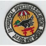 Vietnam US Air Force 19th Special Operations Squadron Patch