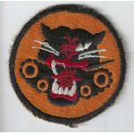 """WWII 4 Wheel Tank Destroyer """"Blinking"""" Panther Patch"""