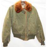 Rare WWII AAF B-16 WASP Cloth Flight Jacket