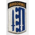 1940's 2nd Airborne Brigade Patch