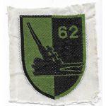 ARVN / South Vietnamese Army 62nd Artillery Battalion Patch