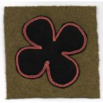 WWI 88th Division Artillery Patch