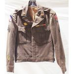 75th Infantry Division Military Police Ike Jacket