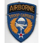 WWII AAF Airborne Troop Carrier Patch