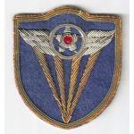 WWII 4th Air Force Gemsco Bullion Felt Patch