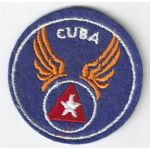 WWII Cuban Air Force Patch