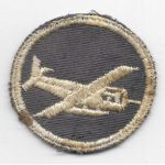 WWII Glider Infantry Officers Cap Patch