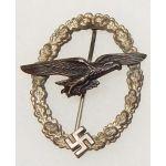 WWII German Luftwaffe Glider Pilots Badge
