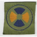 WWI 35th Division Liberty Loan Patch