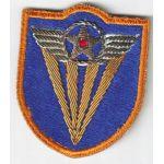 WWII 4th Air Force Gemsco Bullion Patch