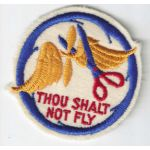 WWII 848th Signal Training Patch