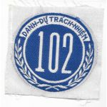 ARVN / South Vietnamese Army Nationalists Field Police 102nd District Patch