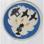 WWII 35th Fighter Control 5th Air Force Australian Made Squadron Patch