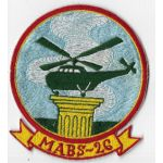 1950's-60's US Marine Corps MABS-26 Japanese Made Squadron Patch