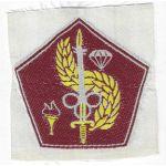 ARVN / South Vietnamese Army Airborne Quartermaster School Directorate Patch