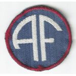 Allied Forces Italian Made Patch