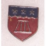 WWII - Occupation Period 303rd Engineers Battalion Theatre Made DI
