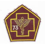 ARVN / South Vietnamese Army 73rd Medical Directorate Patch