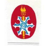 ARVN / South Vietnamese Army Bhuddists Chaplain School Patch