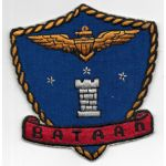 1950's US Navy CVL-29 USS Bataan Squadron / Ships Patch
