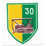 ARVN / South Vietnamese Army 30th Construction Battalion Patch