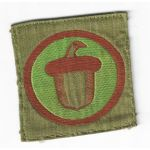 WWI 87th Division Liberty Loan Patch
