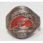 WWII Theatre Made 303rd Engineers 78th Division Ring