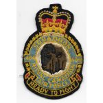 404th Royal Canadian Air Force Squadron Patch