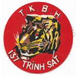 ARVN / South Vietnamese 137th Regional Forces Battalion Recon Company Patch