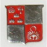 WWII - Occupation 87th Armored Field Artillery Theatre Made DI