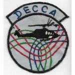 Vietnamese Made 16th Signal Company DECCA Aviation Pocket Patch