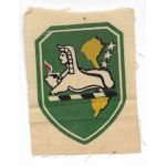 ARVN / South Vietnamese Army Military Intelligence School Patch