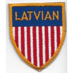 WWII Latvian Labor Service Patch