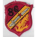 Vietnam Advisory Team 86 Pocket Patch
