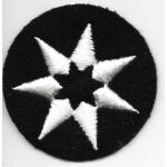 WWII 7th Service Command Patch