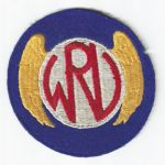 WWII AAF 28th College Training Detachment Western Reserve University Air Cadets Patch