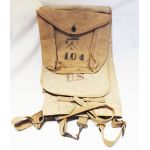 US Army WWI machine gun company M-1910 haversack