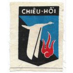ARVN / South Vietnamese Army Chieu-Hoi Program Patch