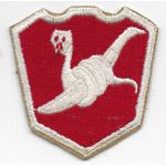 Late 1940's-50's 147th Field Artillery Battalion Pocket Patch