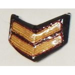 ARVN / South Vietnamese Army 1950's Corporal Snap On Early Chevron