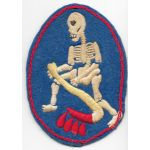 WWII 13th Bomb Squadron Australian Made Squadron Patch