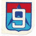 ARVN / South Vietnamese Army 9th Division Patch