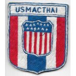 Vietnam USMACTHAI / Military Advisory Command Thailand Pocket Patch