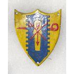 WWII 4th Cavalry Oversized Sew Down DI